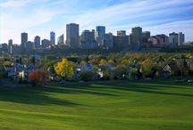 Edmonton's River Valley & Ravines