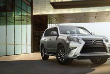 Significantly upgrade your arrivals. #LexusGX - #repost from #Lexus