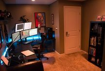 Man Cave/Office
