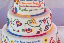 bolos festa