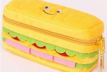 Pencil cases / #cute  #pencil cases. ☺