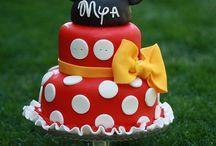 Tema festa aniversario Minnie