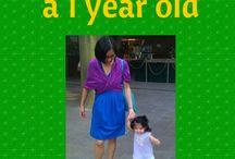1 year old homeschool