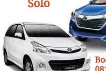 Sewa Rental Mobil Solo