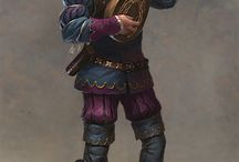 RPG male character concepts
