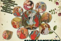 Cartoline  di Auguri / Cartoline  di Auguri  con Icone