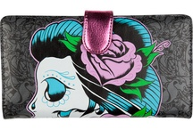 Pretty purses and wallets