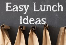 Idées Lunch