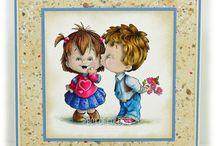 Love, Valentines: c.C. Designs