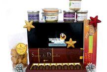 ☃ Noël : les cadeaux 100% Breizh & gourmands ★ / Gourmandises à souhait, jolis coffrets, vaisselle et art de la table, voici la sélection de Tempête de l'Ouest pour puiser vos idées de cadeaux de Noël !