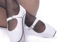 Ballet shoes / Ballet shoes sexy fetish style