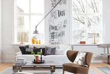 Living Rooms / by Kristen Reifsteck