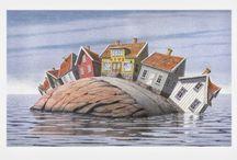 ART: houses