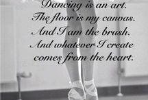 Dancing is my life