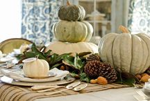 Thanksgiving & Holiday Ideas / Perfect for apartments.