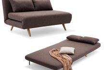 Møbler - sovesofa