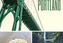 Portland/ Seattle Vacation