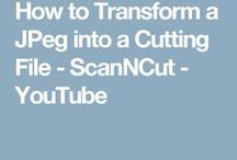 Scan cut!