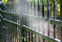 Mist Away / Introducing the revolutionary automatic misting system that effectively eliminates mosquitoes and other biting insects from your yard.