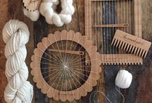 Weaving / the art of weaving with beautiful examples