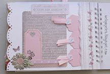 Scrap decoración páginas Album