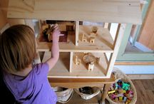 indoor play spaces / by Amy Davis