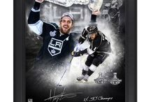 Los Angeles Kings 2013-2014 Stanley Cup Championship Collection / LA Kings championship memorabilia and collectibles.