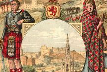 Scotland / Scotland the Brave, Caledonian and Celtic everything / by Fran Bude