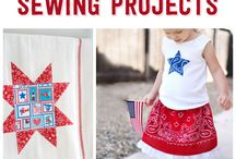 Holiday Quilting and Crafting / A great way to decorate is to make your own holiday treasures