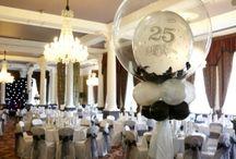 Anniversary Balloon Decor