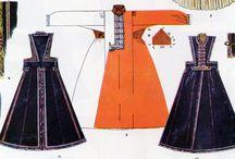 Калмыцкая одежда
