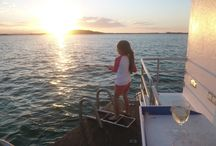 Fishing Fun! / Great fishing photos from various charters with Coomera Houseboat Holidays