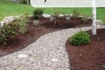 OUTDOOR PROJECTS/ LANDSCAPING / by Katie Johnson Glasco