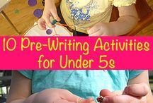 Preschool Activities / Playful learning activities for preschoolers