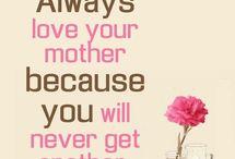Reasons why I love my mummy
