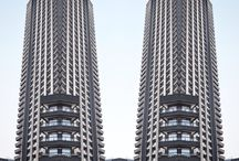 Barbican / Brutalist Architecture
