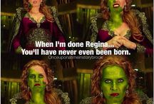 THW WICKED WEST ♡ / All about Zelena :)
