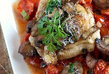 Mediterranean Diet!