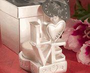 Love Theme Favors