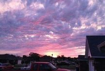 the sky /~/