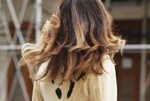 My Ombre Hairstyle / by Liz Cor