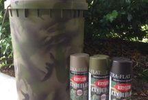 Spray Painting Things