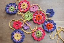 Free Crochet Patterns and Tutorials / by HanJan Crochet