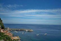 Scilla  Calabria Italy / La magnifica Scilla Provincia di Reggio Calabria  Italy - Scilla è un comune italiano di 5.097 abitanti della provincia di Reggio Calabria, in Calabria. Importante località turistica e balneare poco a nord di Reggio, Scilla costituisce uno tra i borghi più belli