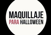 Ideas Maquillaje Halloween / ¿No sabes cómo maquillarte? Acá tenemos las mejores ideas :)