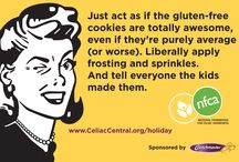 Gluten-Free Baking Hacks / We're sharing gluten-free baking hacks to help you get through the holiday season. #GFBakingHacks / by Celiac Central NFCA