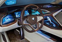 Car dashboard design