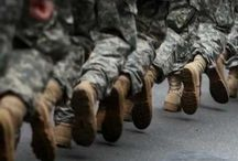American Soldiers and USA / by Shawn S.