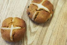 paleo hot cross buns