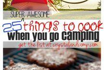 Camping - food